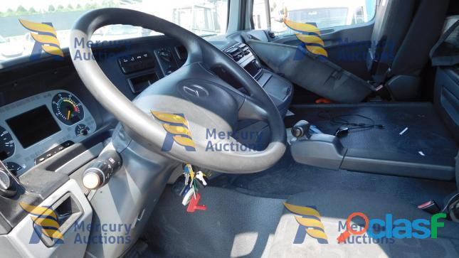 Mercedes Benz Actros ,Dal prossimo 19 novembre fino al 26 novembre online la nostra asta veicolare! 8