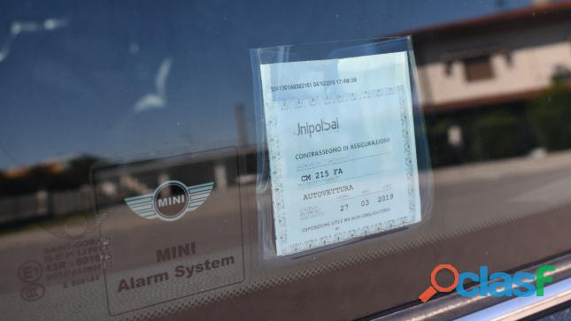 Mini Cooper ONE D ,Dal prossimo 19 novembre fino al 26 novembre online la nostra asta veicolare! 10