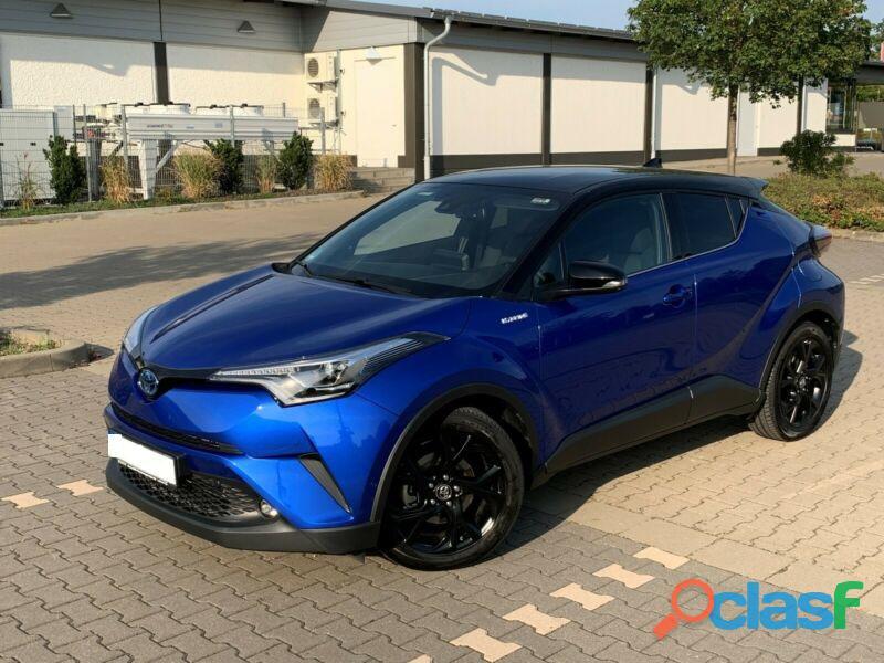 Toyota C HR Hybrid Style Selection