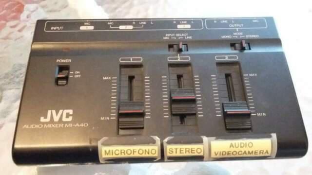Mixer audio jvc mi-a40