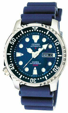 Orologio citizen mod. divers automatic 200 mt