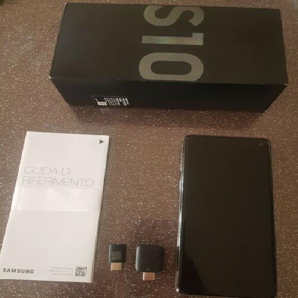 Samsung S10 da 128 GB come nuovo