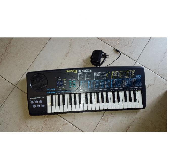 Tastiera bontempi gt709