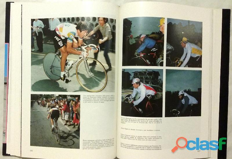 I giorni rosa di Moser di Giacomo Santini; 2°Ed.Luigi Reverdito, Trento 1984 come nuovo 1