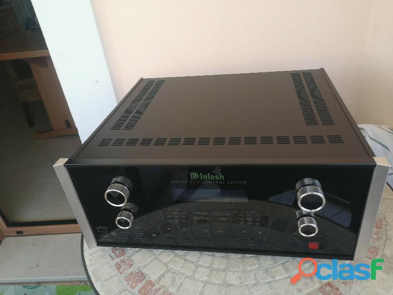 Mcintosh mx 150 processore audiovideo dts hd dolby true