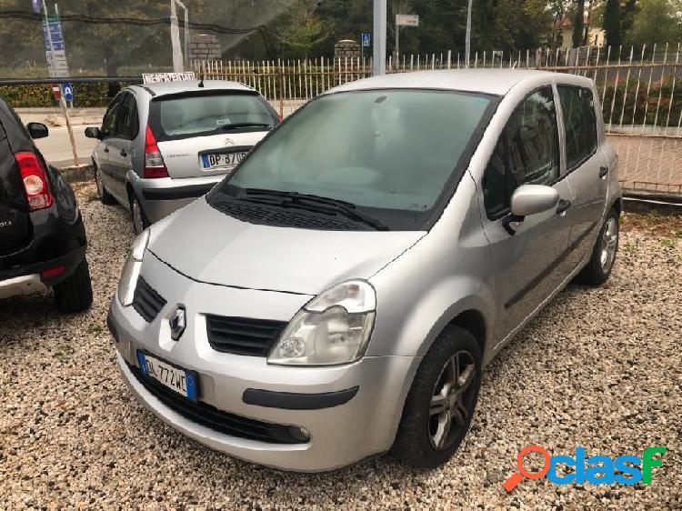 Renault modus diesel in vendita a thiene (vicenza)