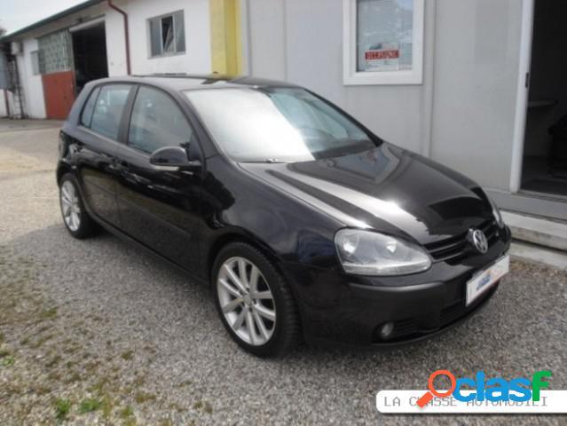 Volkswagen golf diesel in vendita a morgano (treviso)