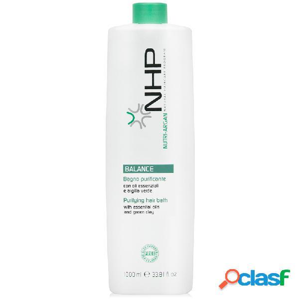 Nhp shampoo capelli grassi purificante 1000 ml