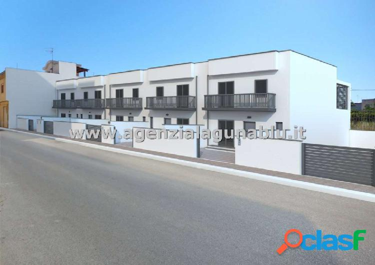 Villette di nuova costruzione