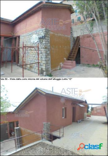 Casa con 4 App.ti in Asta a GE Via A.Da Passano 5
