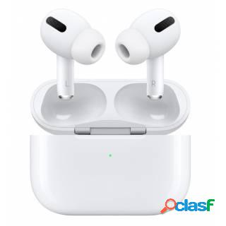 Apple airpods pro auricolari bluetooth bianco