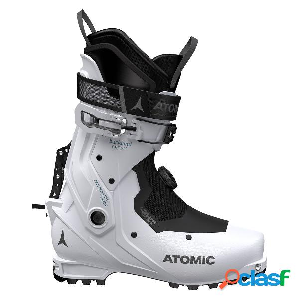 Scarponi sci alpinismo atomic backland expert (colore: vapor-black, taglia: 24/24.5)