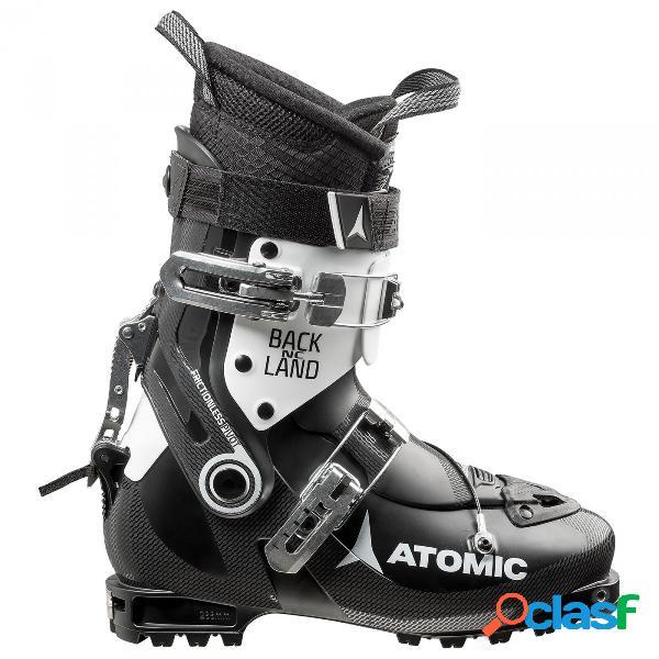 Scarponi sci alpinismo atomic backland nc (colore: nero-bianco, taglia: 29/29.5)