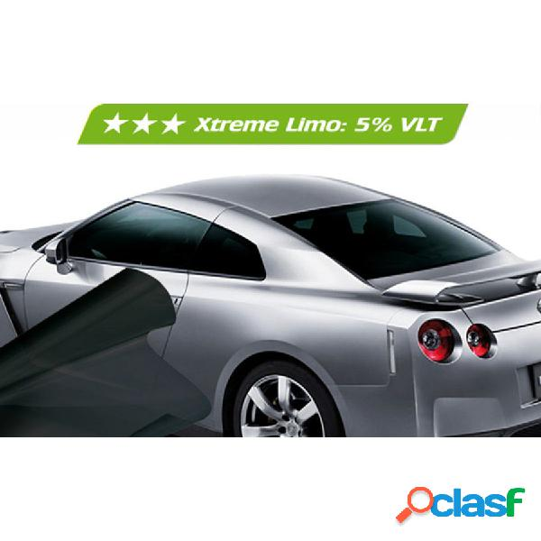 Pellicola vetro xtreme limo - passaggio luce 5%