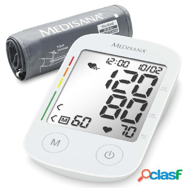 Medisana misuratore di pressione da braccio bu 535 bianco