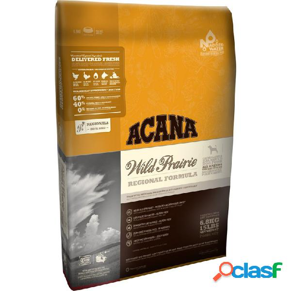 Acana - acana regionals wild prairie per cani sacco da 2 kg