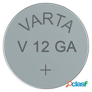 Batteria a bottone alcalina varta v12ga/lr43 - 1.5v