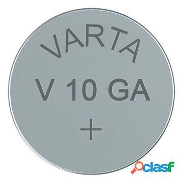 Batteria a bottone alcalina varta v10ga/lr54 - 4274101401 - 1.5v