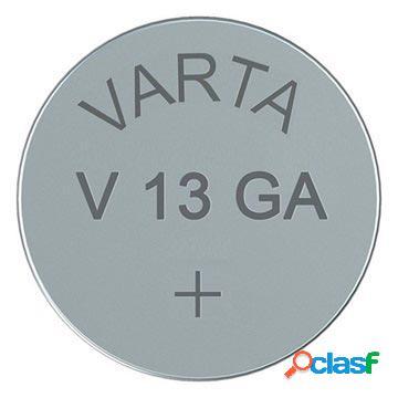 Batteria a bottone alcalina varta v13ga/lr44 - 4276101401 - 1.5v