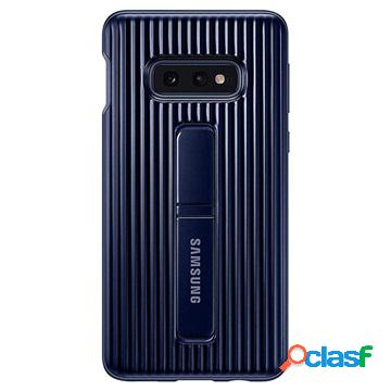 Samsung galaxy s10e protective standing cover ef-rg970clegww - blue