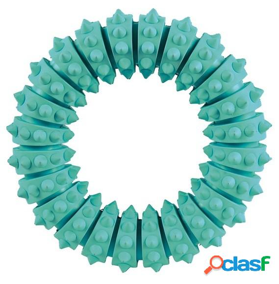 Trixie dentafun anello alla menta 12 cm