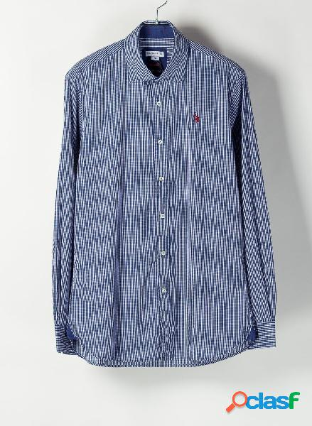 Camicia robert quadretto