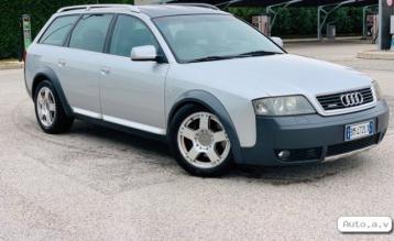 Audi a6 allroad quattro…