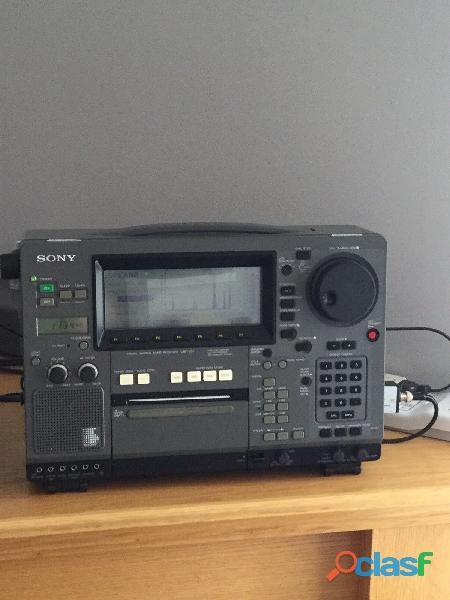 SONY CRF V21 Radio