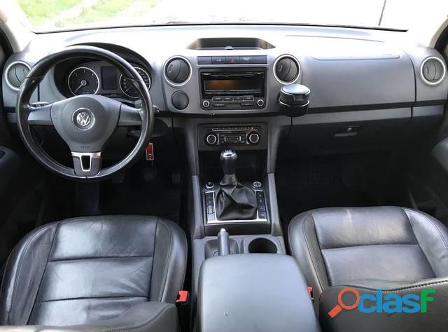 Volkswagen Amarok DoubleCab Highline BiTDI 4x4 4