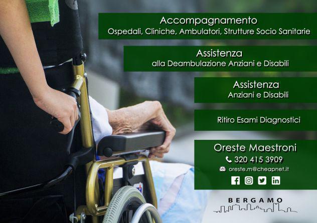 Assistenza anziani e disabili bergamo