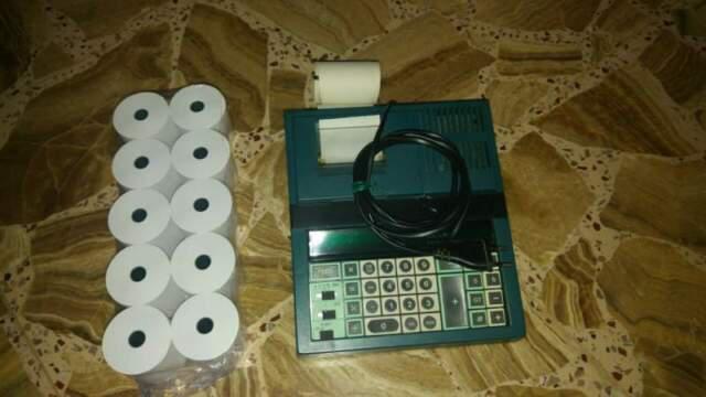 Calcolatrice olivetti divisumma 31 pd