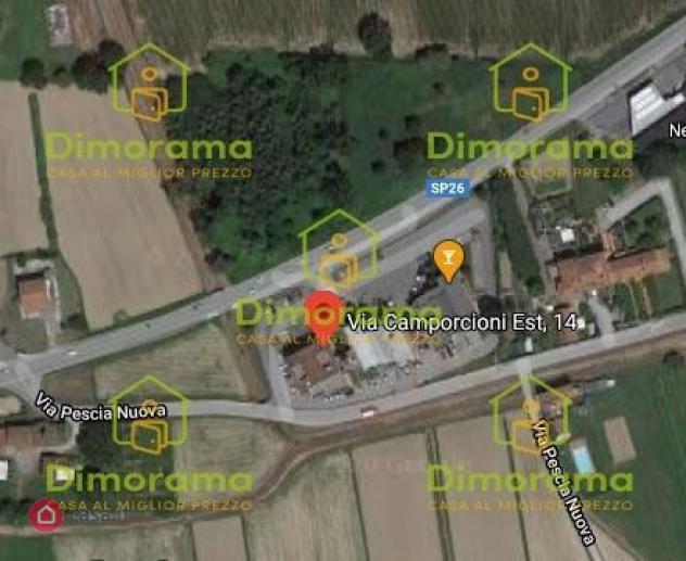 Locale commerciale di 70mq in via camporcioni est n.c.14 a