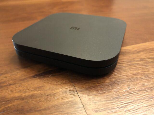 Xiaomi mi box 4k smart tv