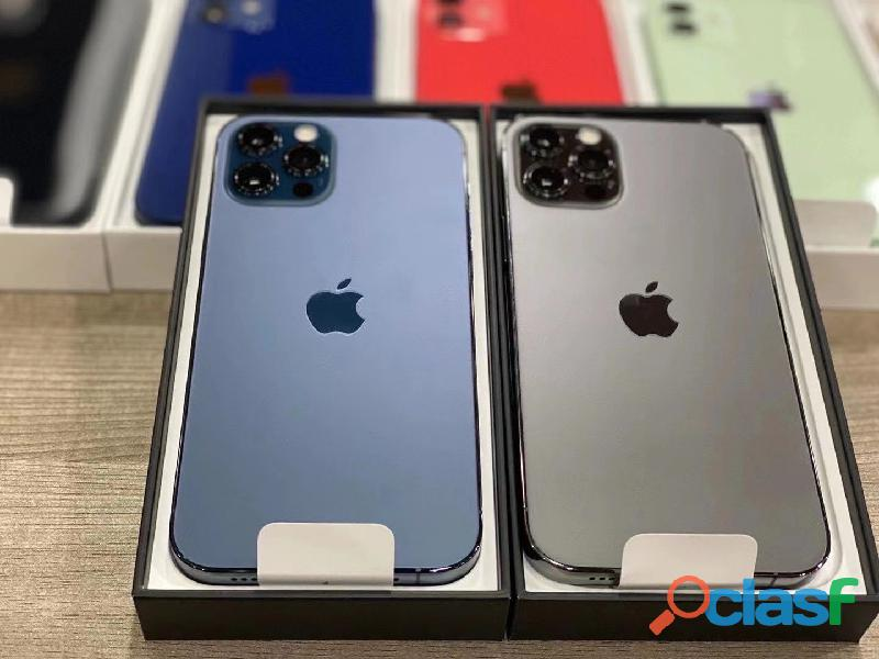 Apple iphone 12 pro 128gb per €550 , iphone 12 64gb per €430, iphone 12 pro max 128gb per soli €600