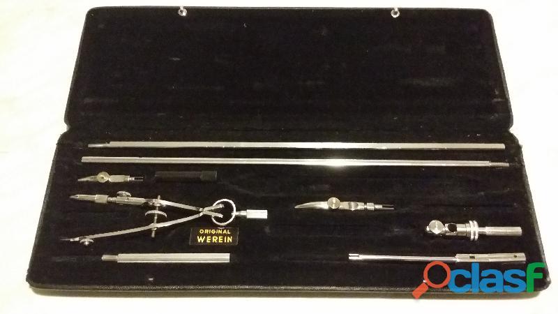 Compasso Original Werein Duplex 1702 di precisione confezione originale nuovo