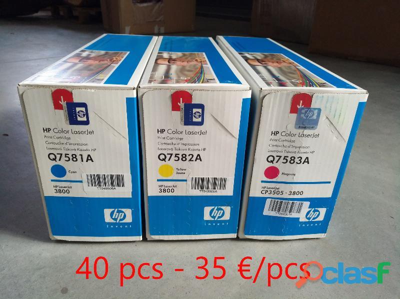 HP 503A Toner Ctg   40 pcs