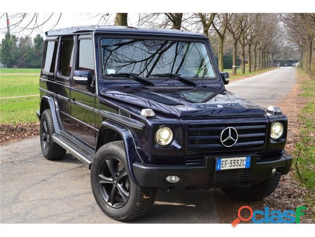 Mercedes Benz G 350 CDI Blutec