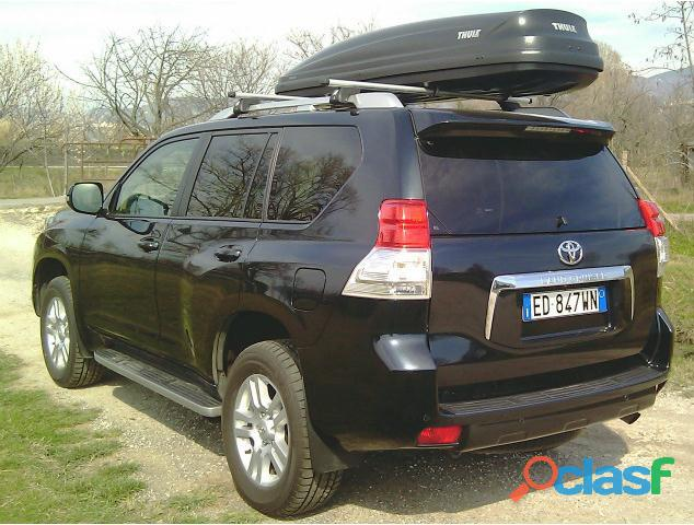 Toyota Land Cruiser 3.0 D4 D Executive