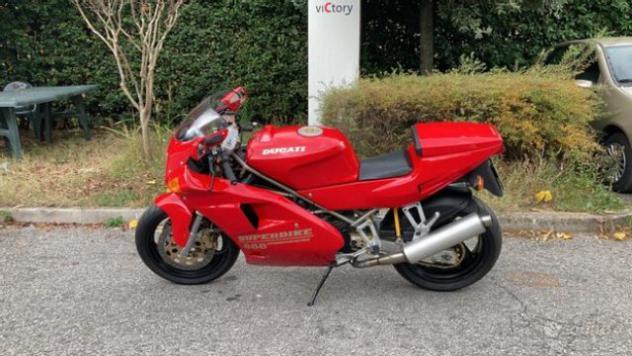 Ducati 888 888 biposto rif. 14091932