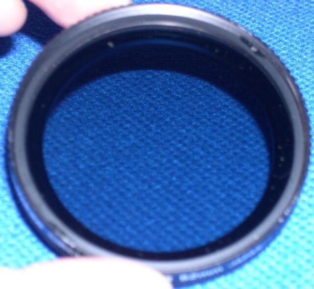 Filtro polarizzatore circolare 52mm nikon