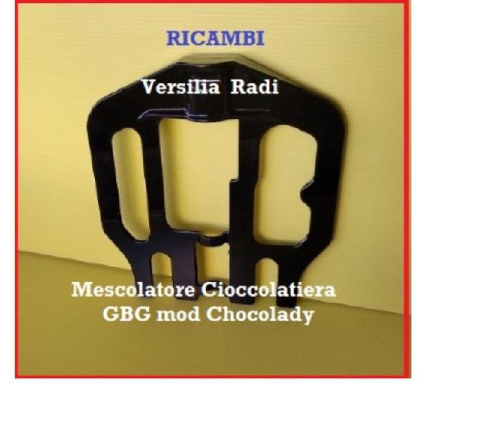 Mescolatore agitatore per cioccolatiera gbg