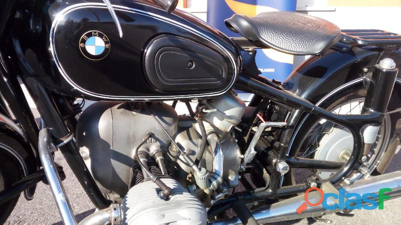 BMW R50 In vendita il prossimo 16 dicembre 12 moto d'epoca anni '35   '70 delle migliori marche