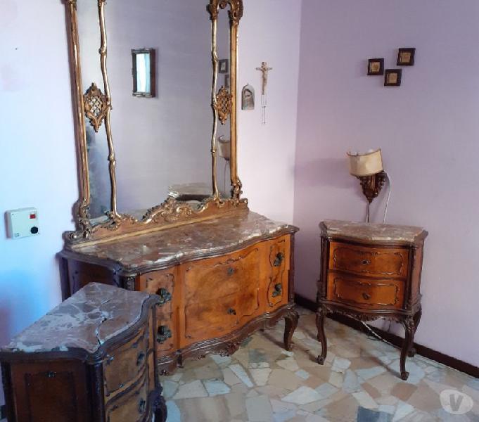 Camera da letto d'epoca