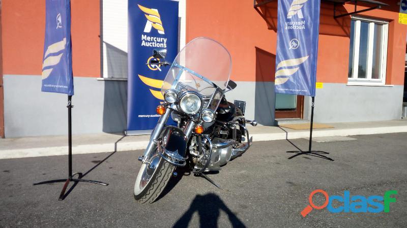 Harley Davidson FHL In vendita il prossimo 16 dicembre 12 moto d'epoca anni '35   '70 delle miglior
