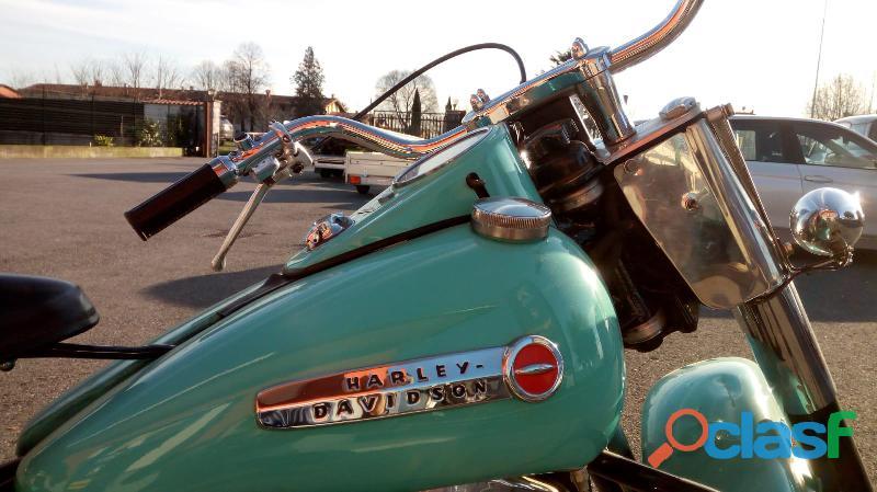 Harley Davidson FL Hydra Glide 750 In vendita il prossimo 16 dicembre 12 moto d'epoca anni '35