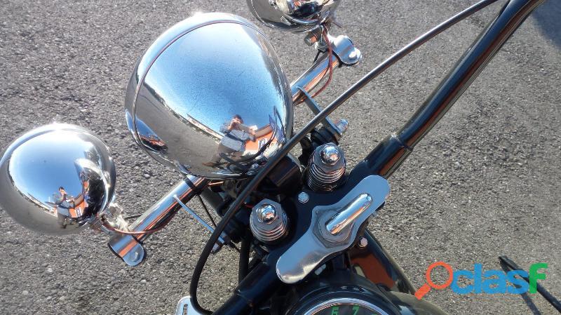 Harley Davidson WL750 In vendita il prossimo 16 dicembre 12 moto d'epoca anni '35   '70 delle miglio