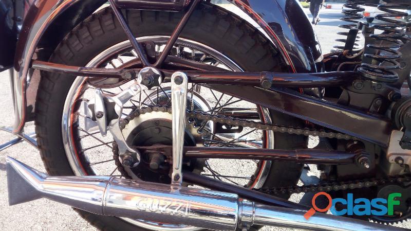 Moto Guzzi GTV 500 In vendita il prossimo 16 dicembre 12 moto d'epoca anni '35   '70 delle migliori 6