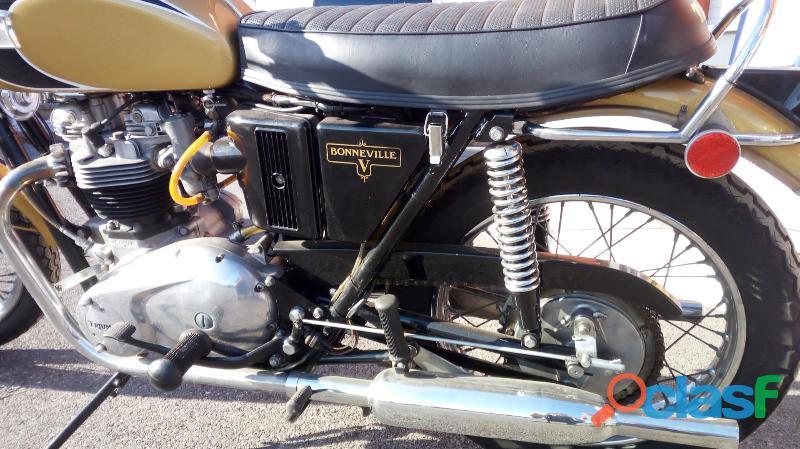 Triumph T120RV Bonneville 3