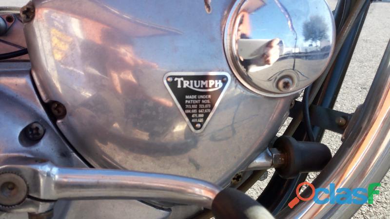 Triumph T120RV Bonneville 4