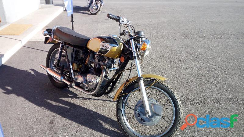 Triumph T120RV Bonneville 8